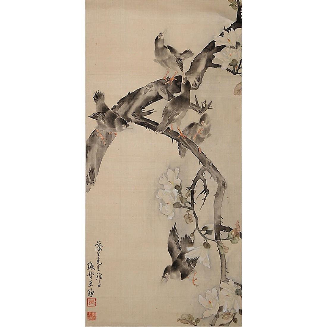 CHINESE SCROLLS - 3