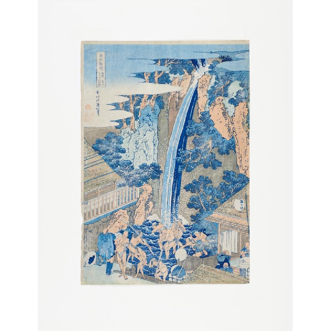 KATSUSHIKA HOKUSAI (Japanese, 1760-1849)