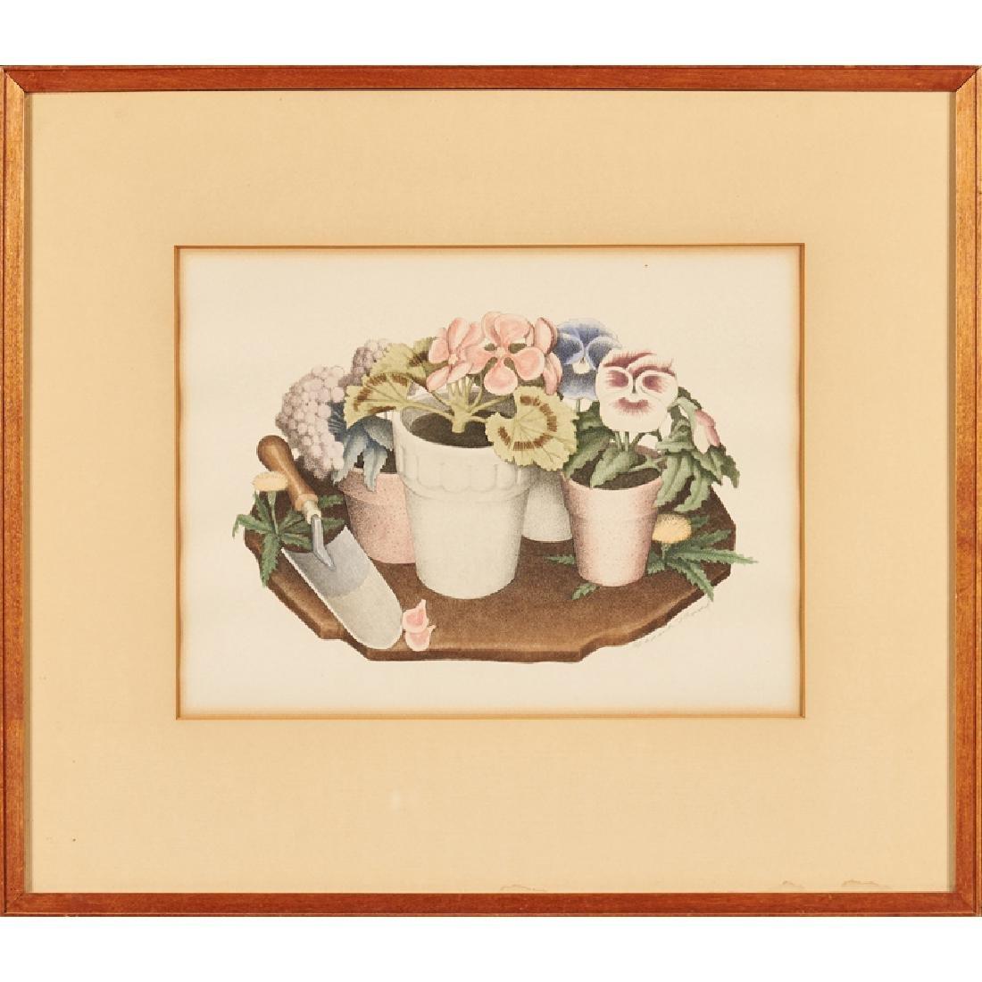GRANT WOOD (American, 1891-1942)