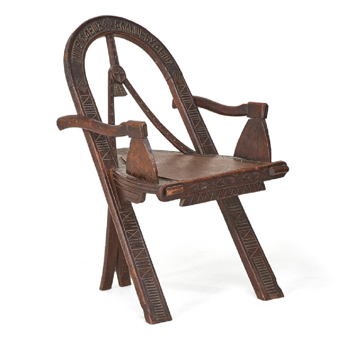 STYLE OF VASILI PETROVICH SHUTOV CHAIR