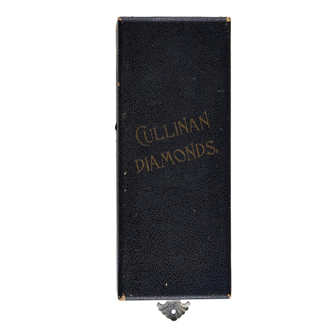 CULLINAN DIAMONDS PASTE SET IN ORIGINAL BOX ETC. - 2