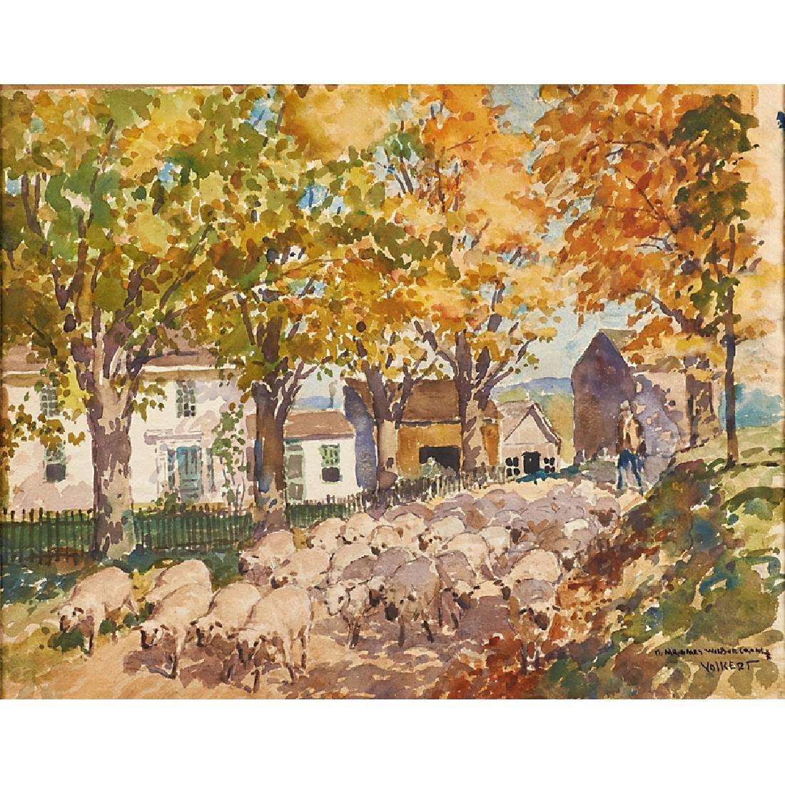 Edward Volkert (American, 1871-1935)