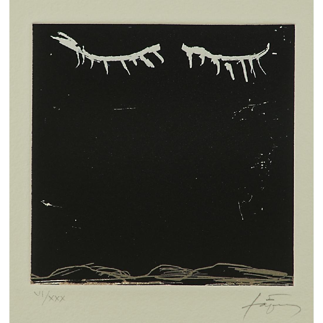 Antoni Tàpies (Spanish, 1923-2012)