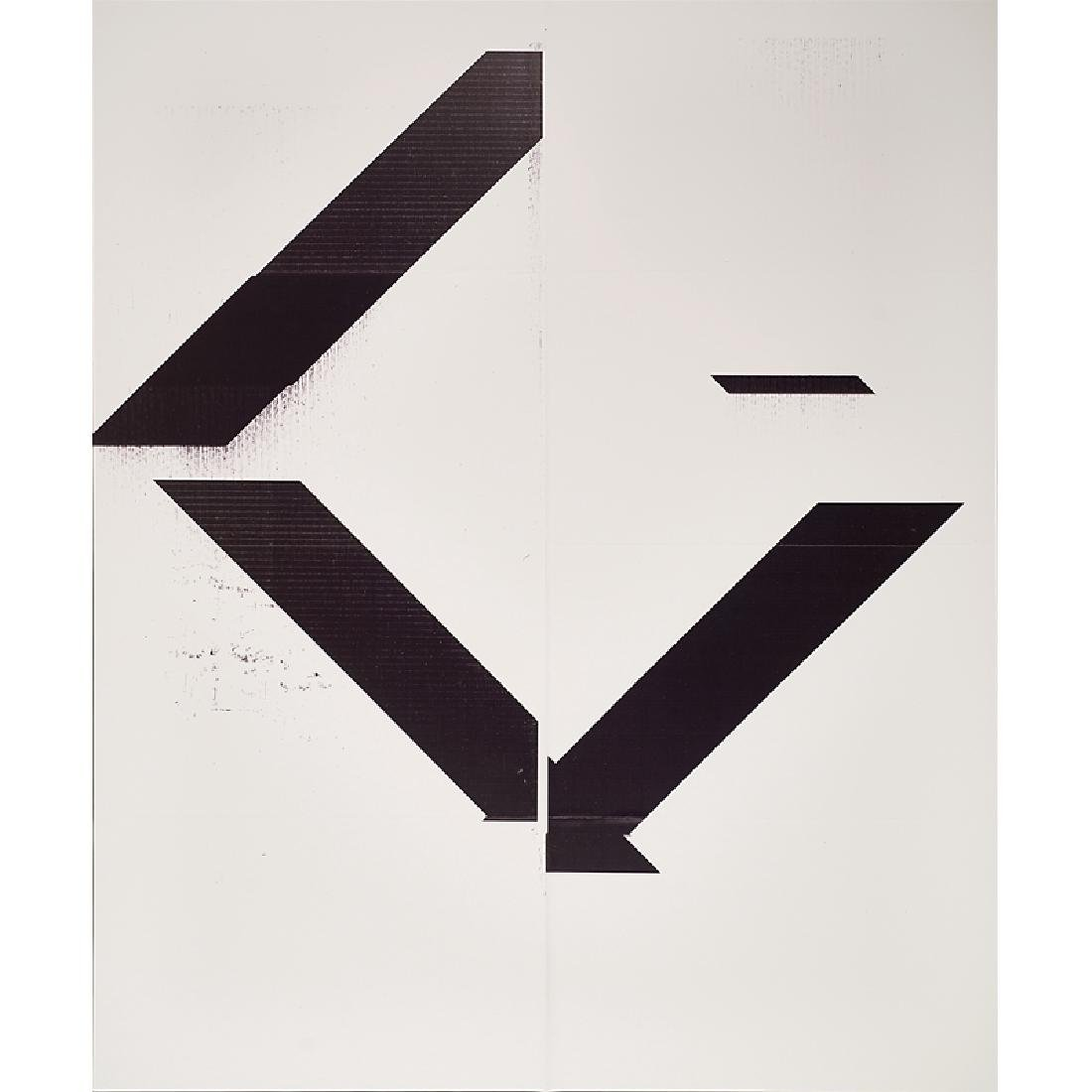 Wade Guyton (American, b. 1972)