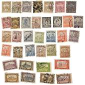 U.S AND FOREIGN STAMPS