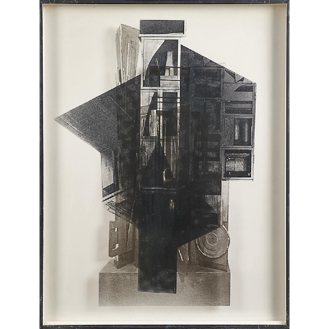 LOUISE NEVELSON (American, 1899-1988)