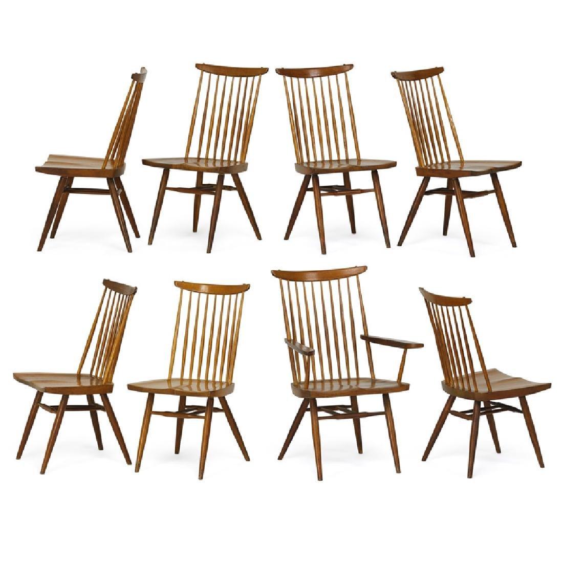 GEORGE NAKASHIMA Eight New chairs