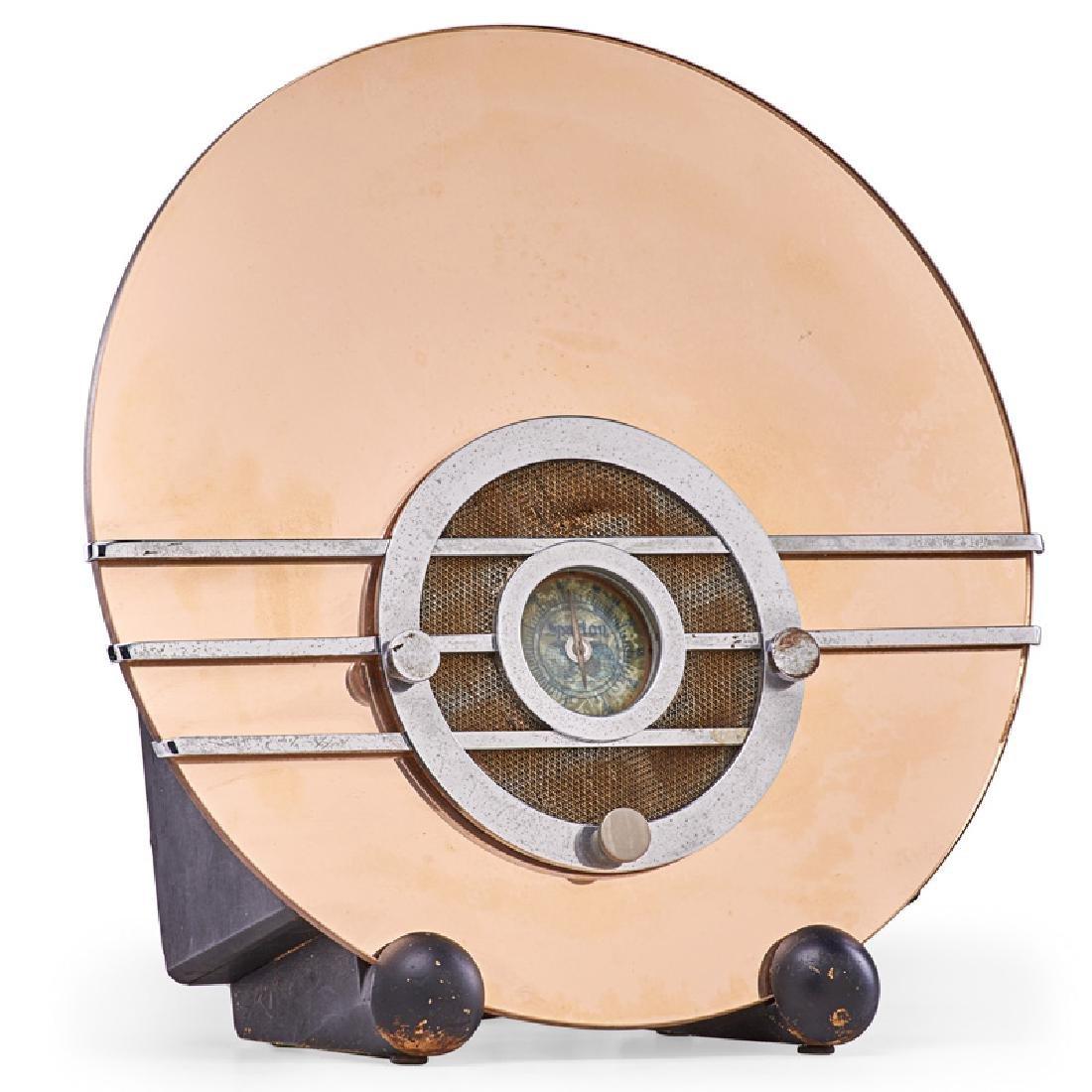 WALTER DORWIN TEAGUE Peachbird radio