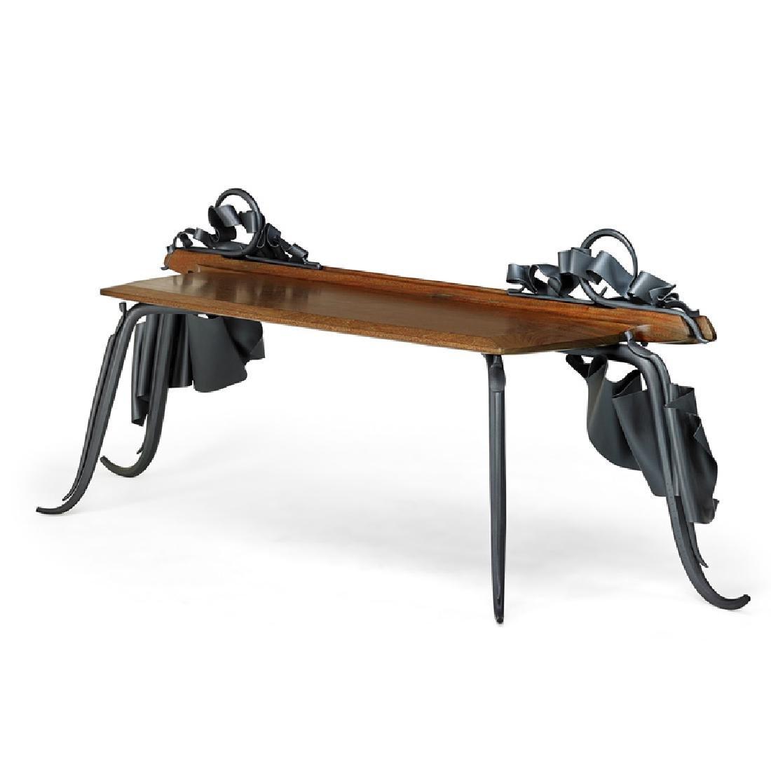 """ALBERT PALEY """"Shared Vision"""" desk"""