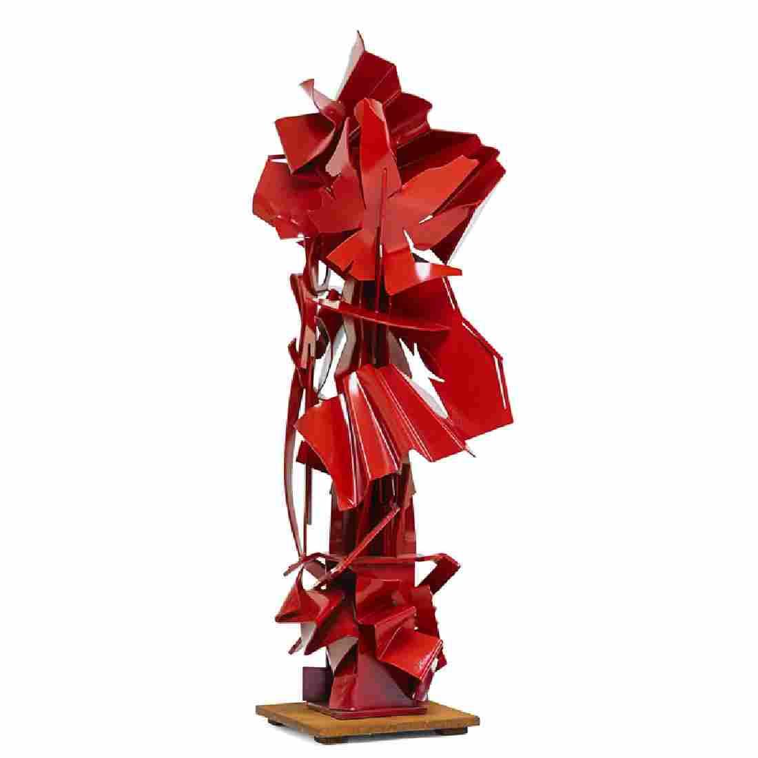 "ALBERT PALEY Sculpture, ""Harlequin"""