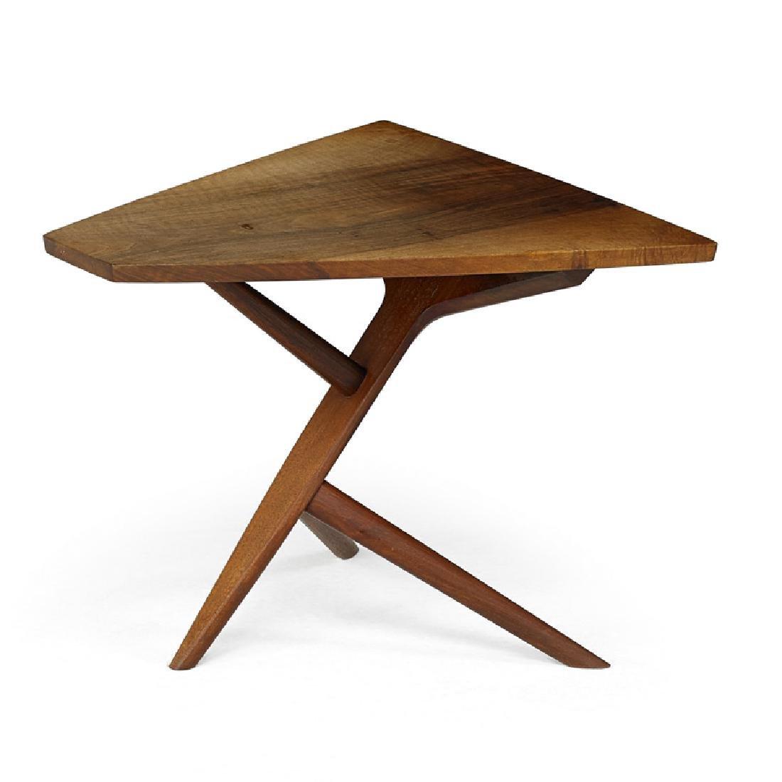 GEORGE NAKASHIMA Cross-legged side table