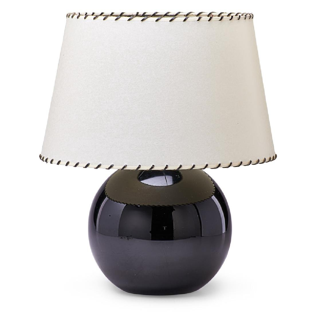 JACQUES ADNET Table lamp