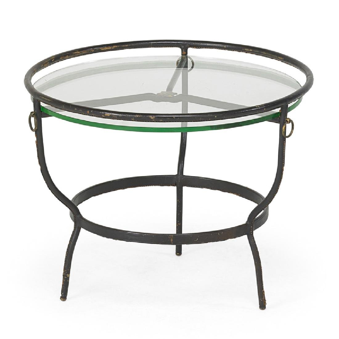 JACQUES ADNET (Attr.) Occasional table