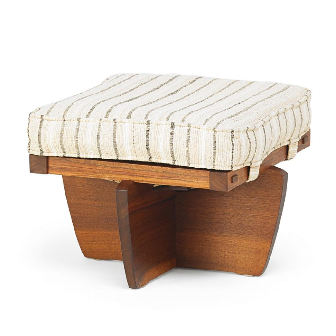 GEORGE NAKASHIMA Greenrock stool