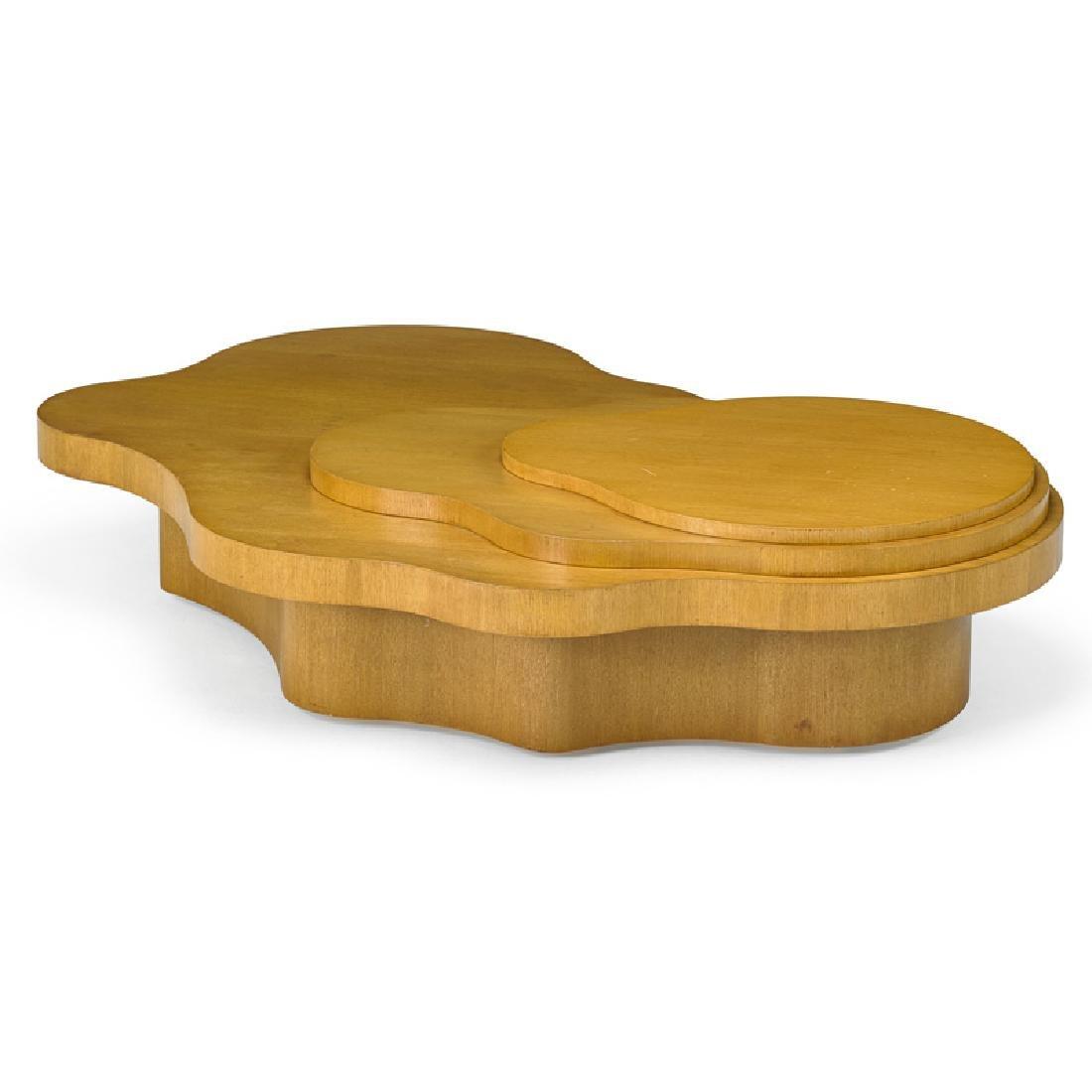 T.H. ROBSJOHN-GIBBINGS Large Mesa coffee table