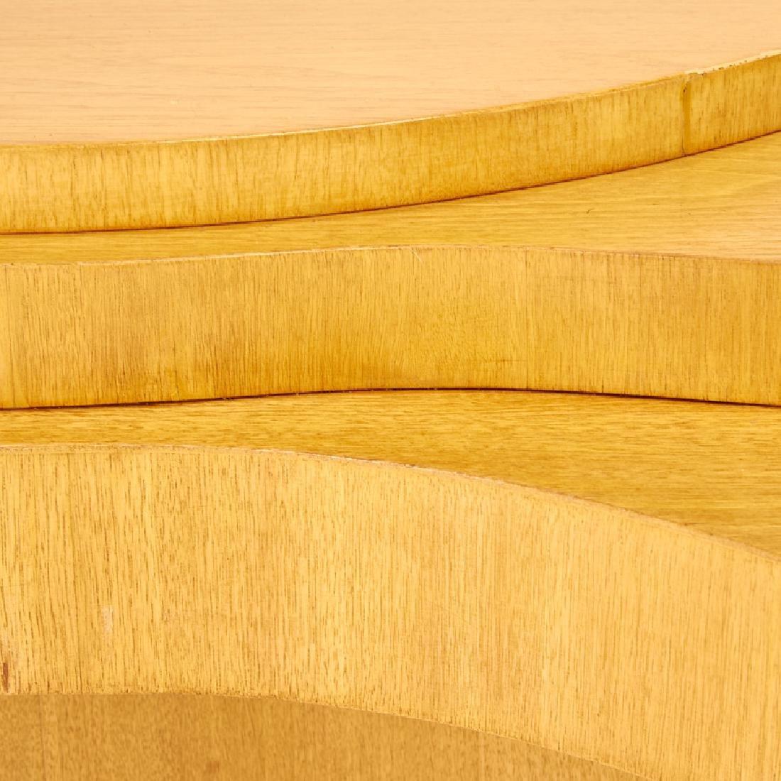T.H. ROBSJOHN-GIBBINGS Large Mesa coffee table - 5
