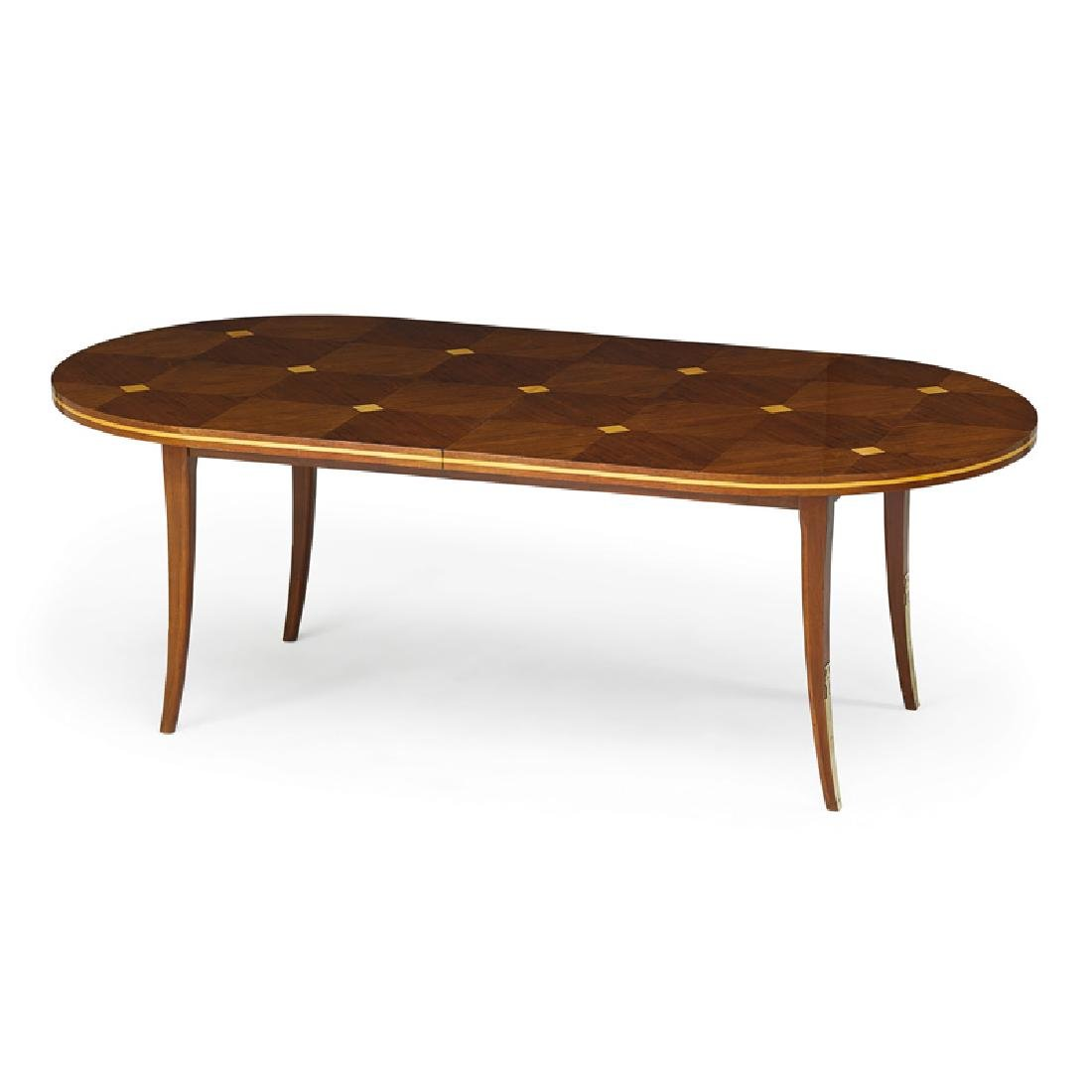 TOMMI PARZINGER Fine and rare dining table