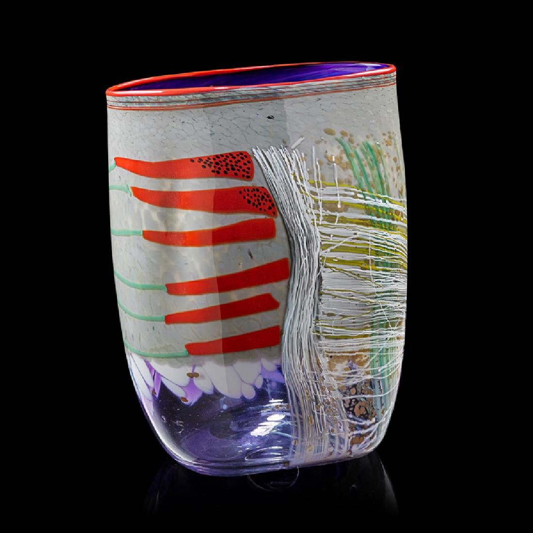 DALE CHIHULY Soft Cylinder