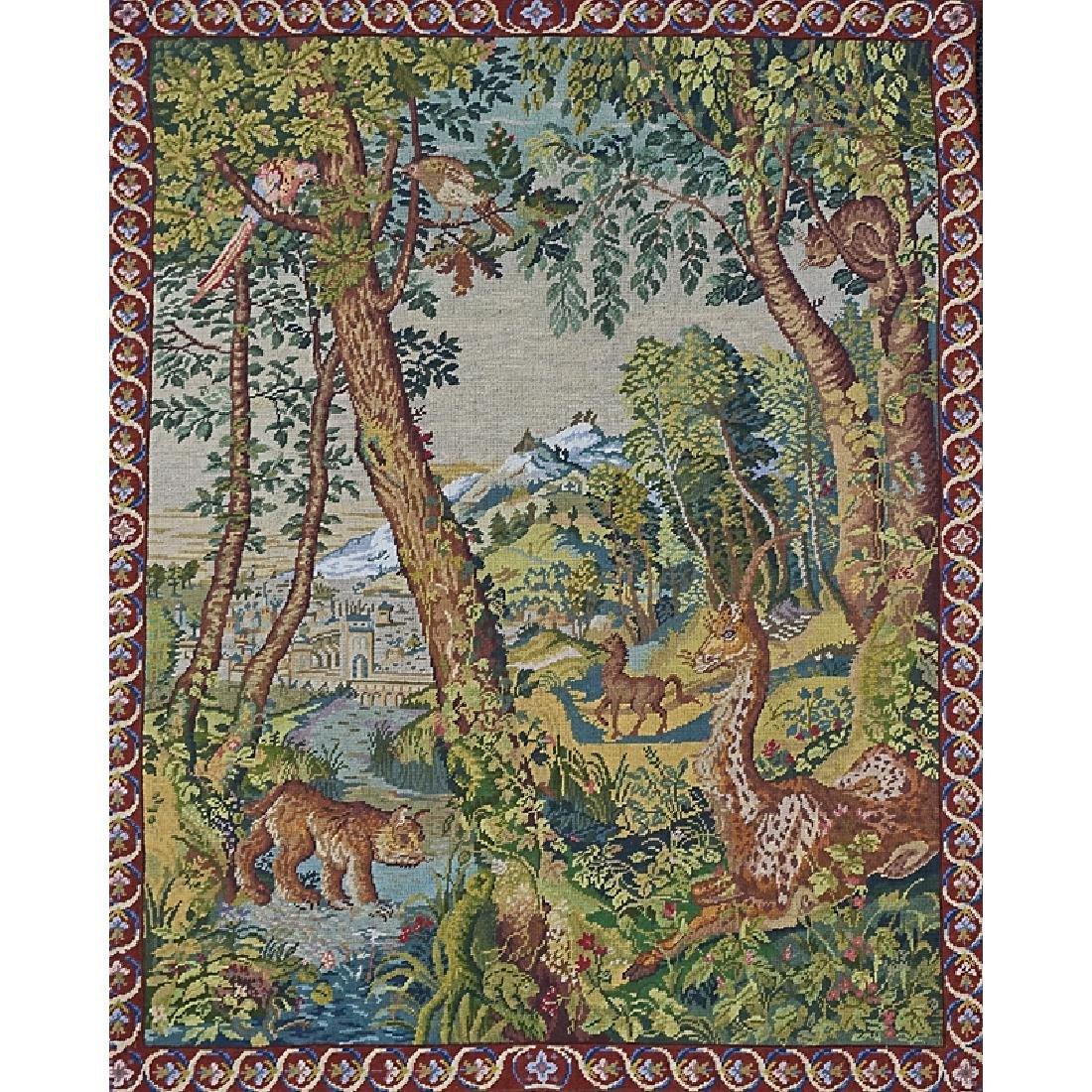 NEO-CLASSICAL TAPESTRY