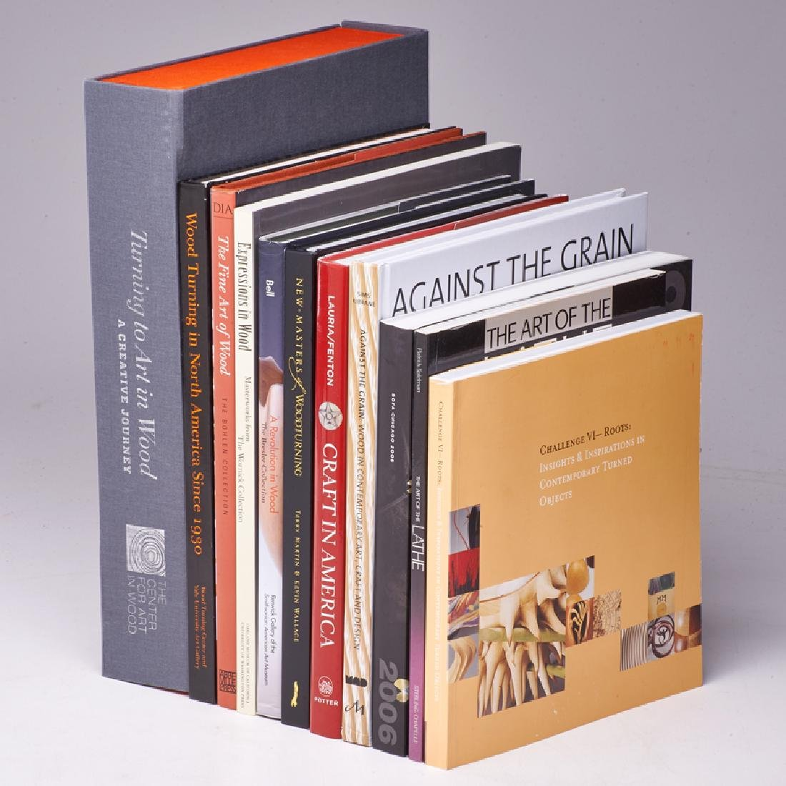 WOOD ART BOOKS