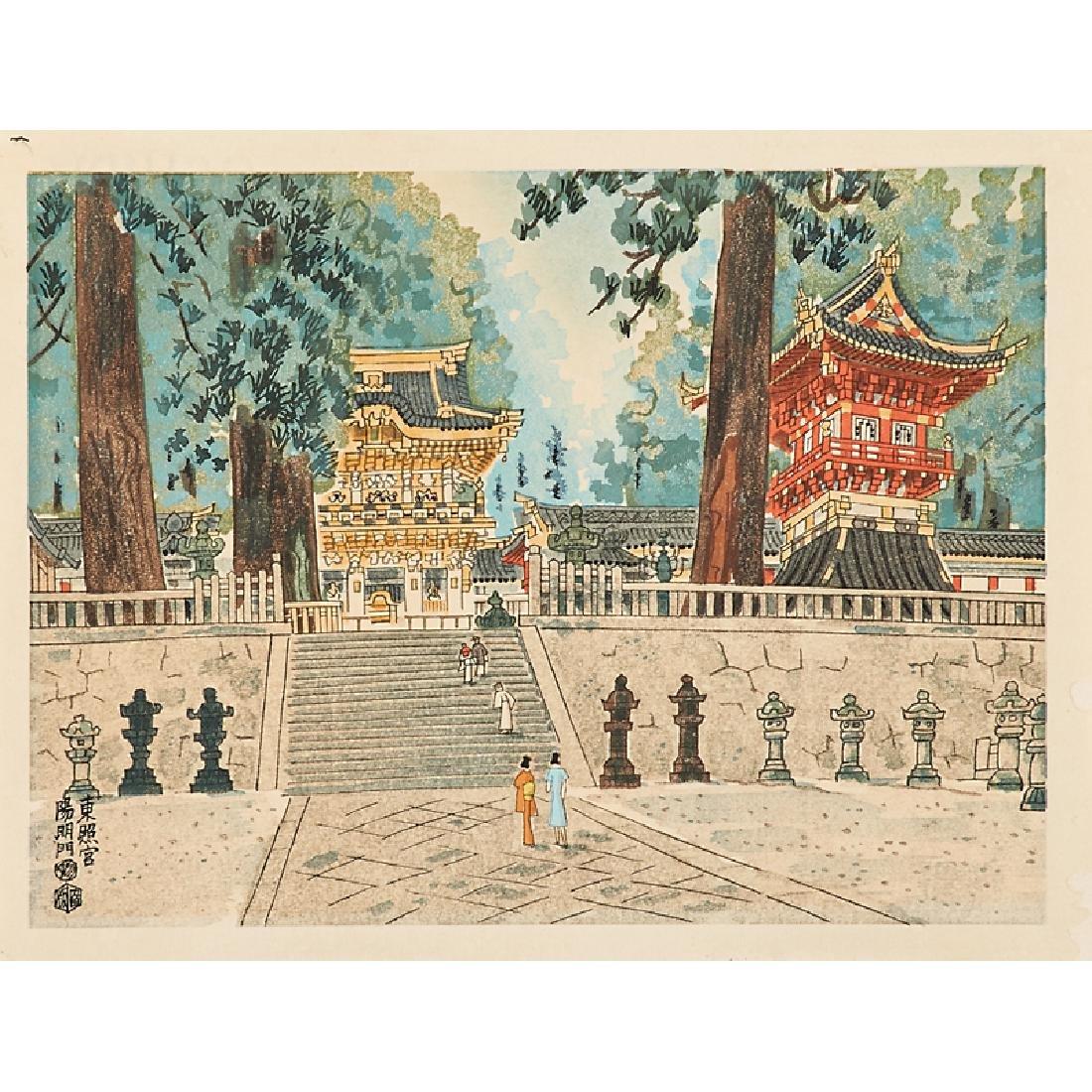 JAPANESE WOODBLOCK PRINTS - 3