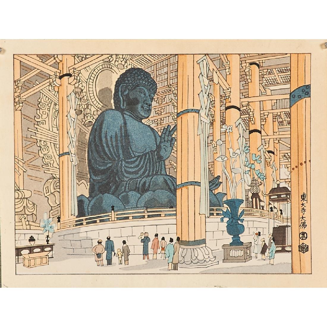 JAPANESE WOODBLOCK PRINTS - 4