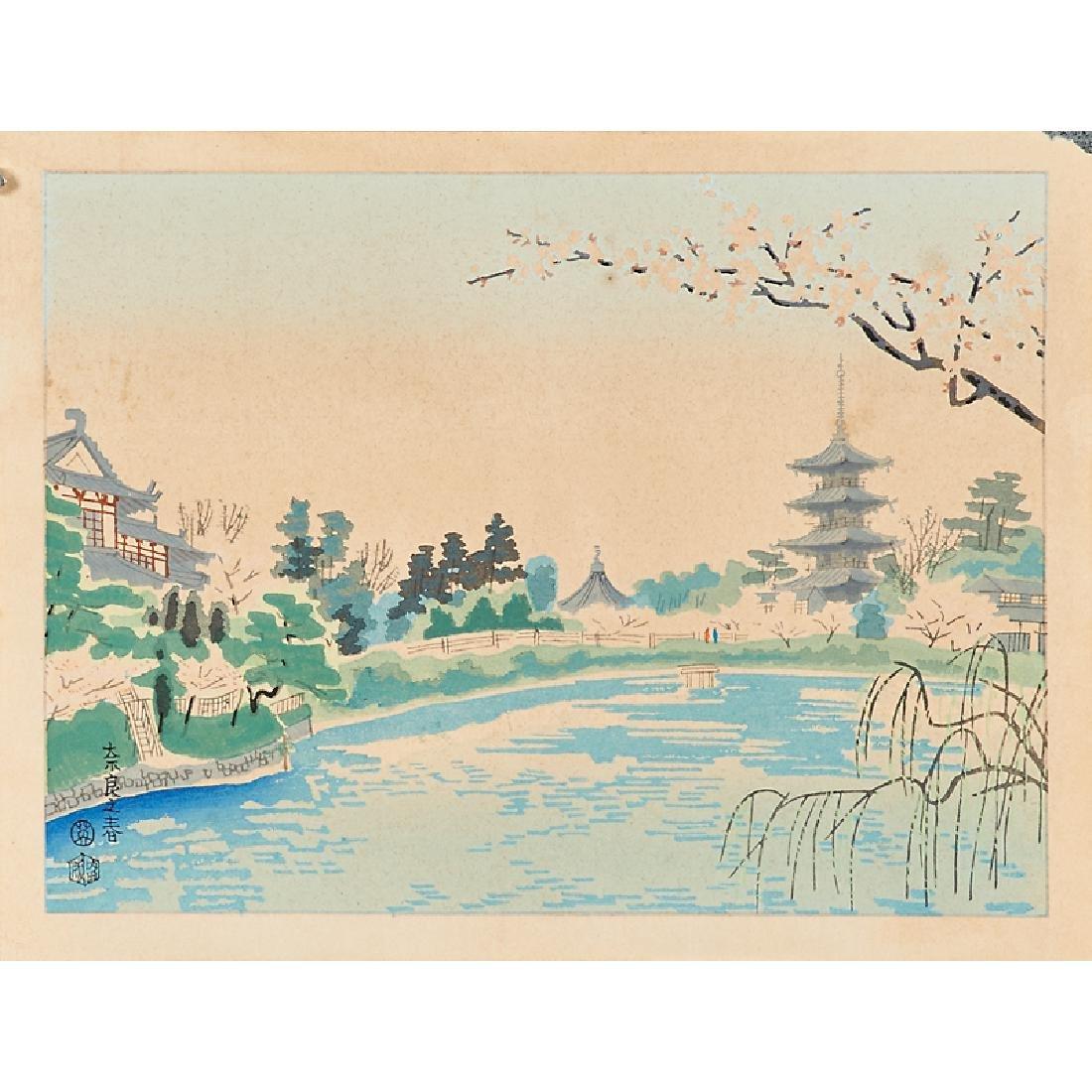 JAPANESE WOODBLOCK PRINTS - 5