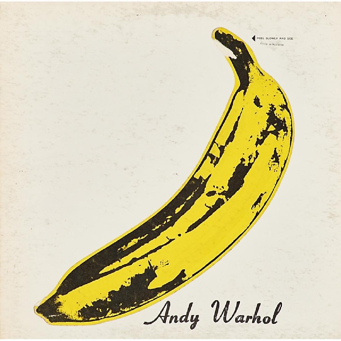THE VELVET UNDERGROUND LP