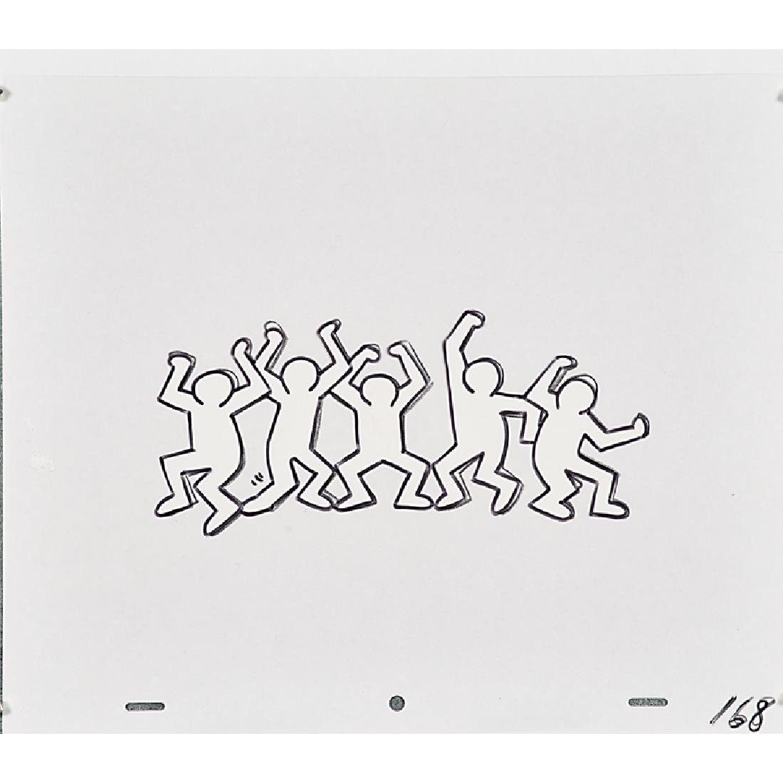 AFTER KEITH HARING (American, 1958-1990)