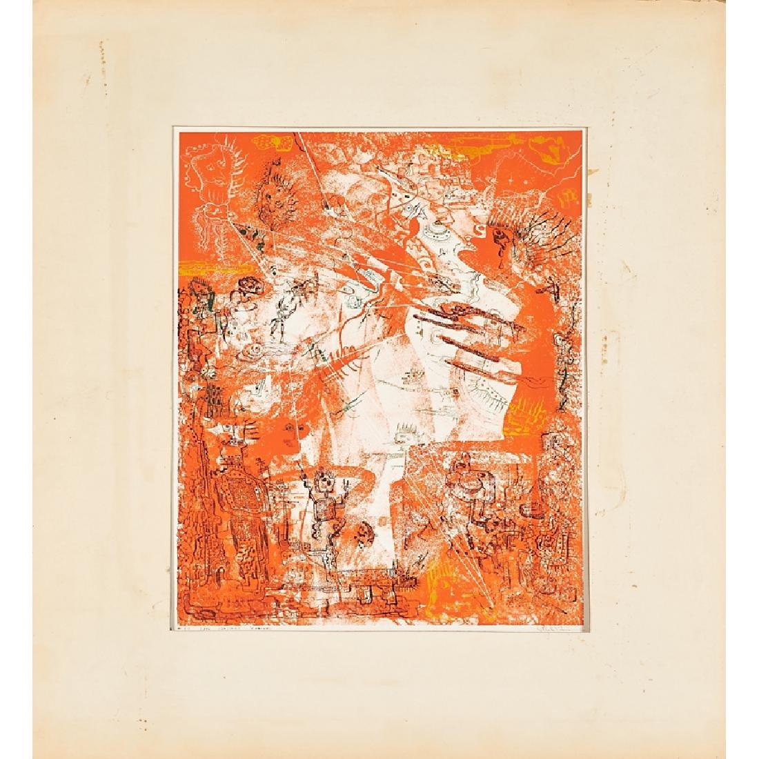 ROBERT VALE FARO (American, 1902-1988) - 9