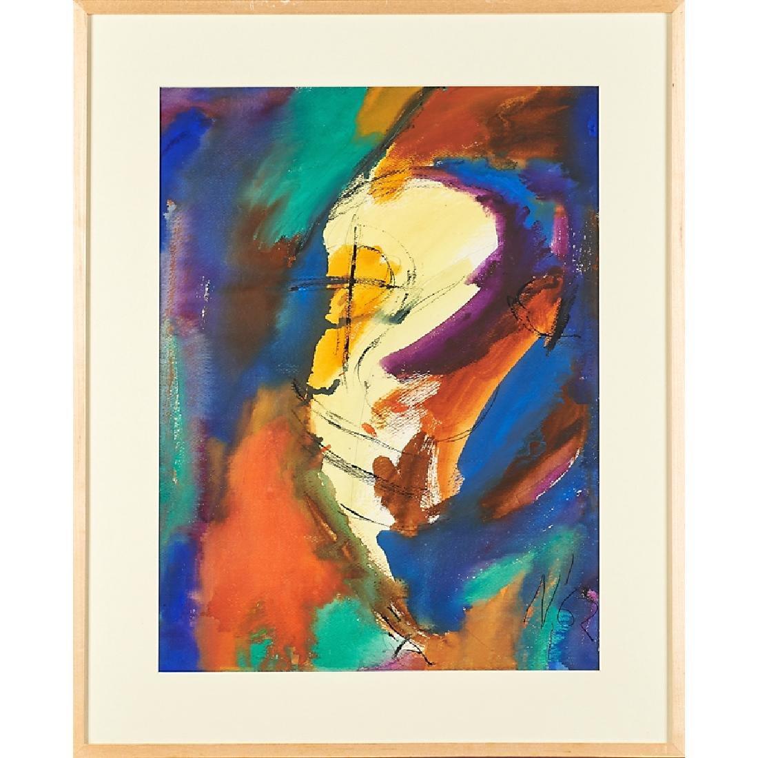 LLOYD NEY (American, 1893-1964)