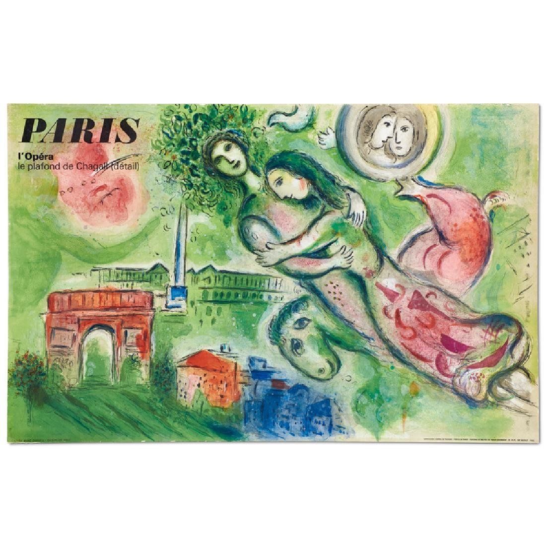 AFTER MARC CHAGALL (French/Russian, 1887-1985)