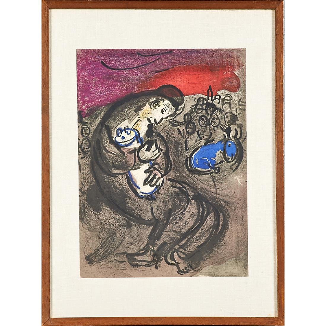 MARC CHAGALL (French/Russian, 1887-1985) - 2