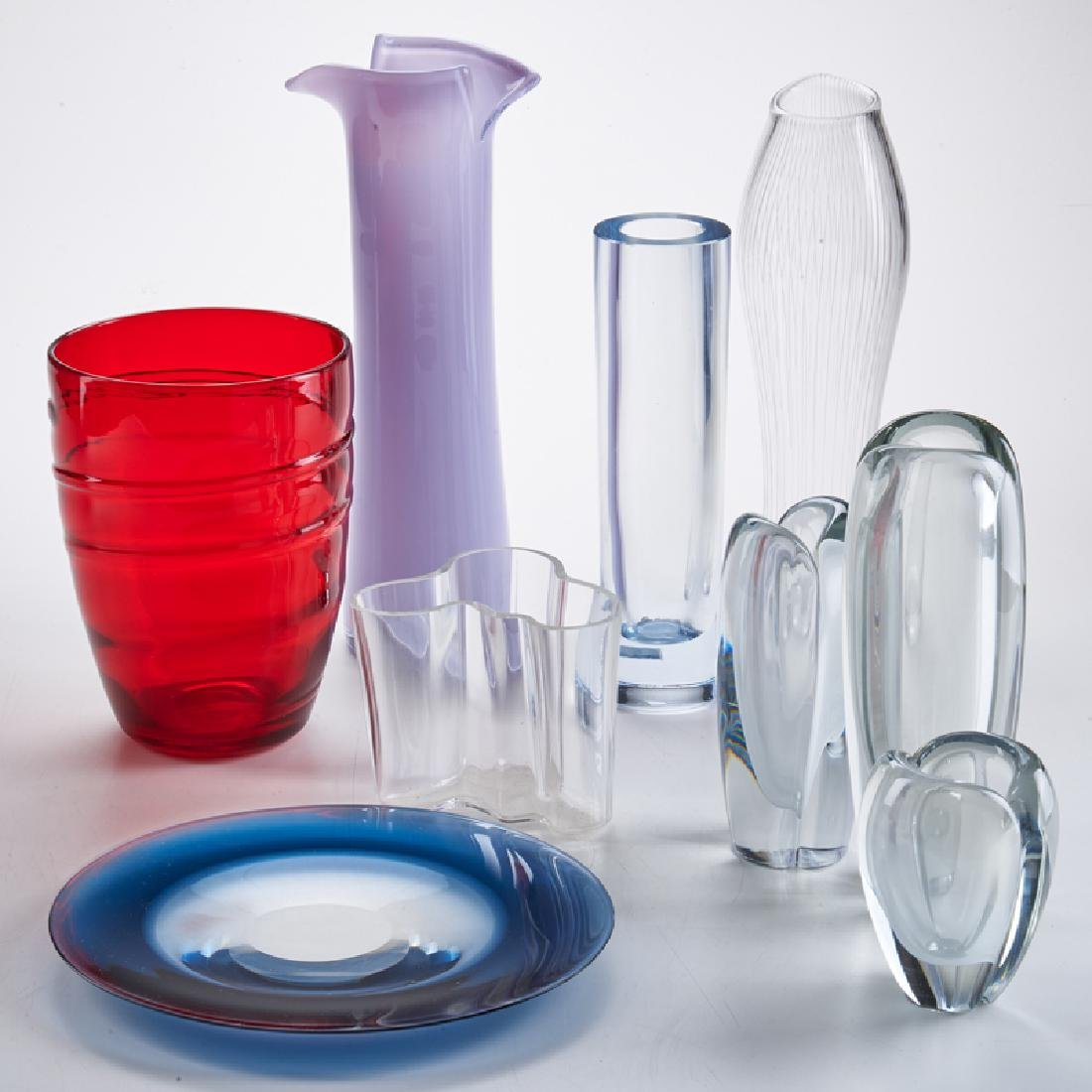 SCANDINAVIAN GLASS
