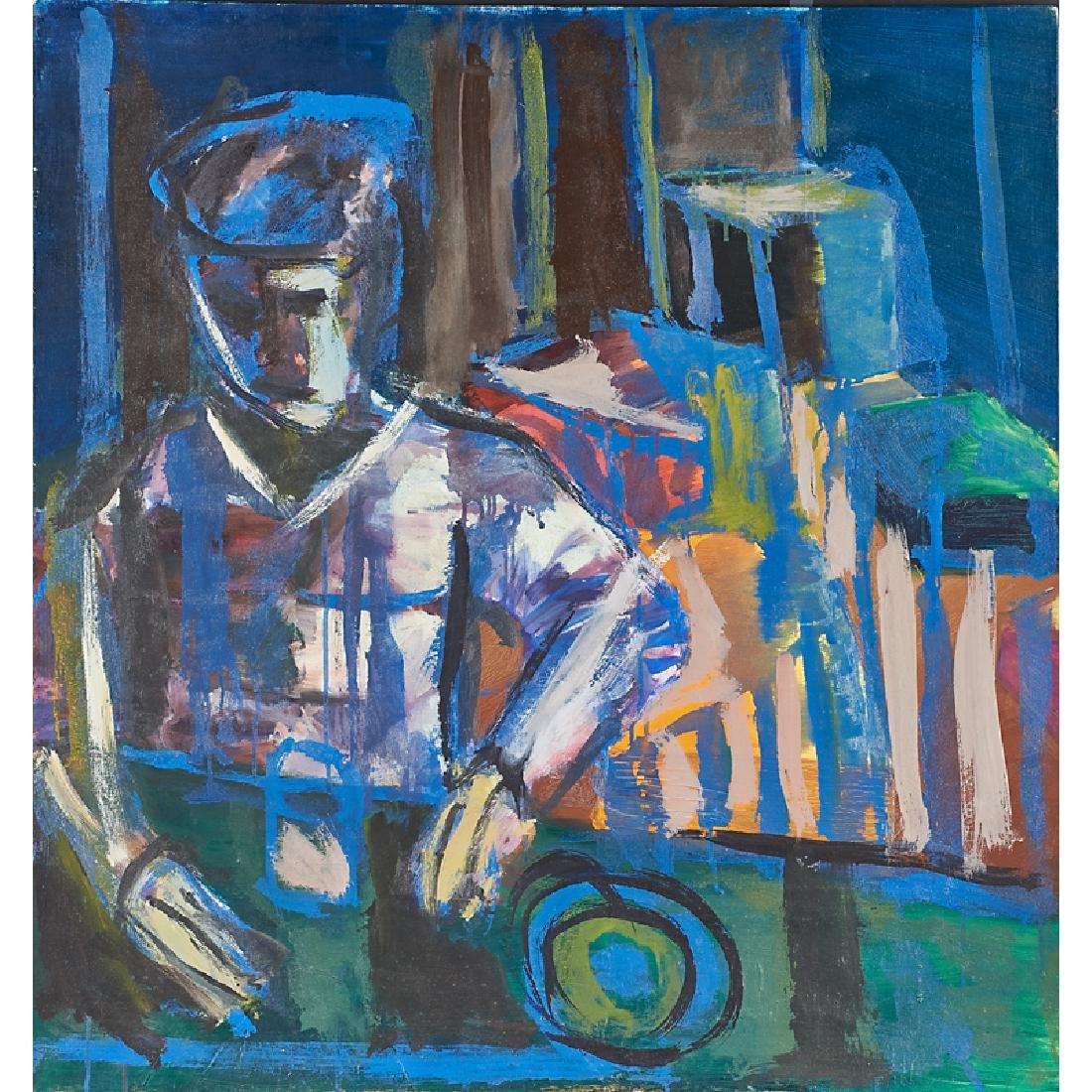 SMOKEY TUNIS (American, 1916-1999)