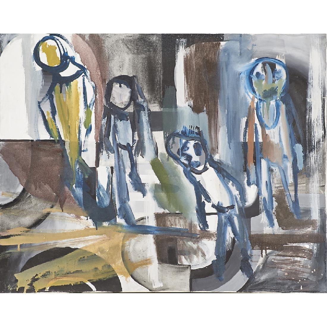 SMOKEY TUNIS (American, 1916-1999) - 2