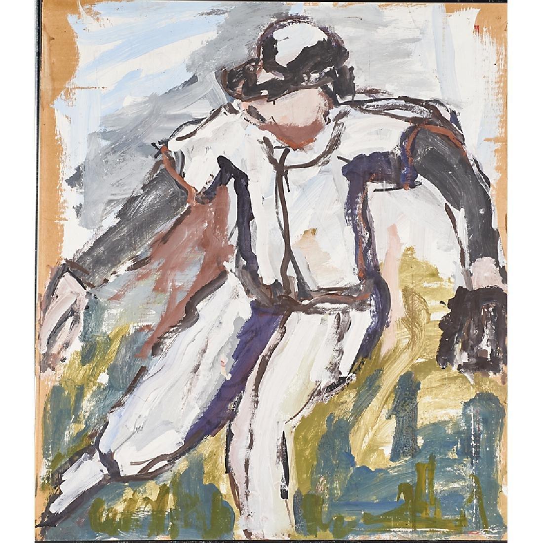 SMOKEY TUNIS (American, 1916-1999) - 3