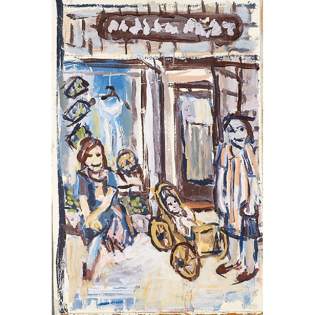 SMOKEY TUNIS (American, 1916-1999) - 6