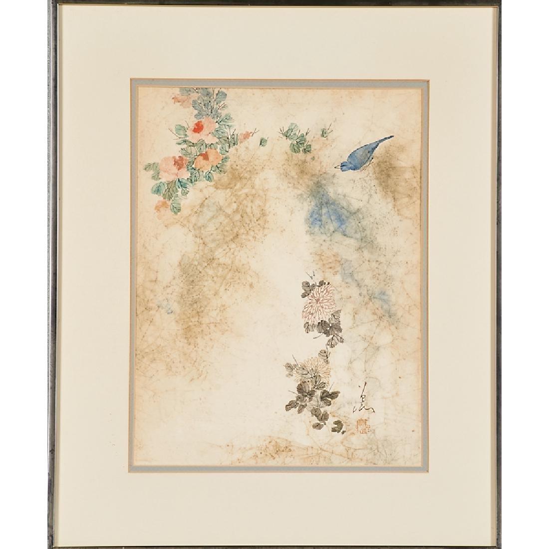 TSENG YING PANG (American/Chinese, 1916-1997) - 3