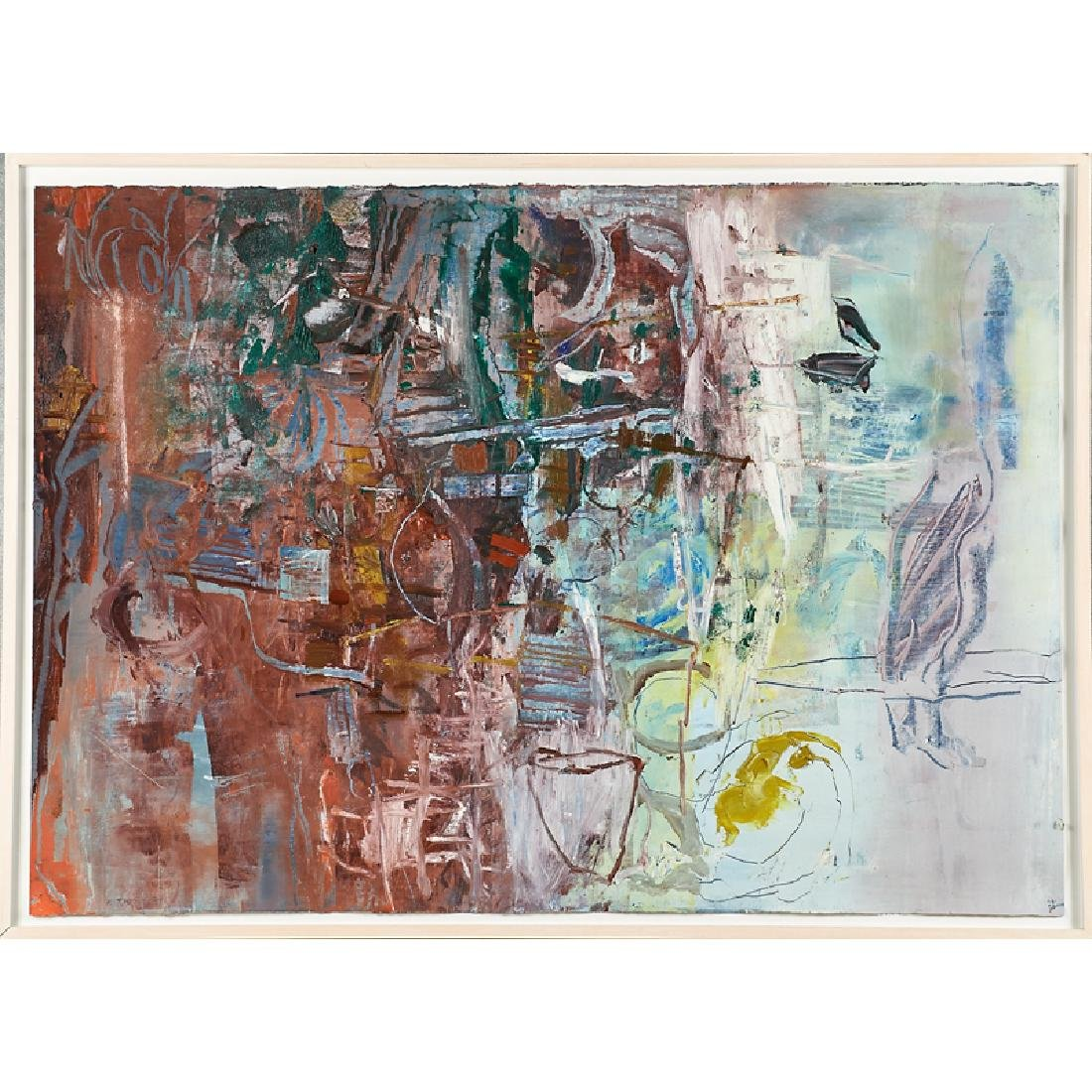 KEITH RAGONE (American, b. 1954)