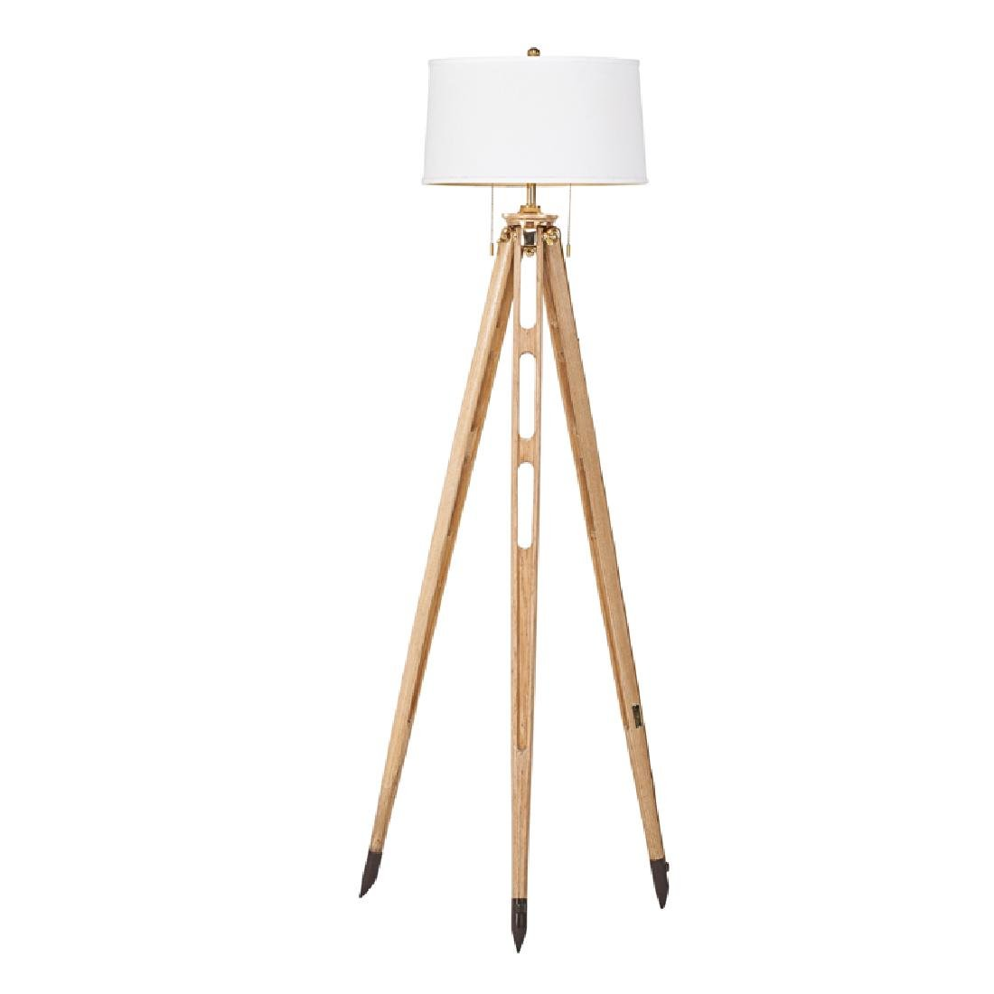 ARCHITECHTURAL FLOOR LAMP
