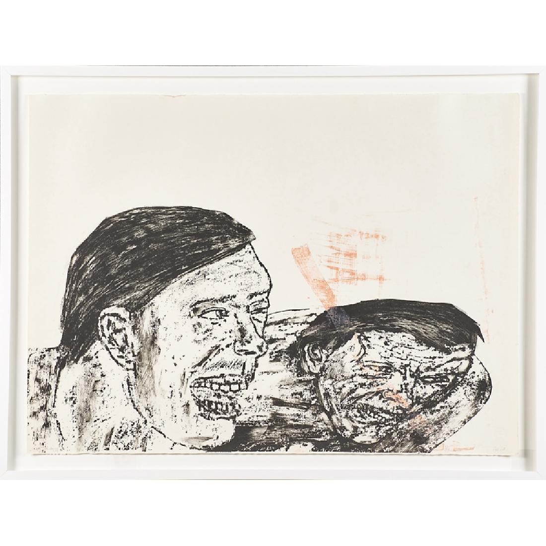 LEON GOLUB (American, 1922-2004)