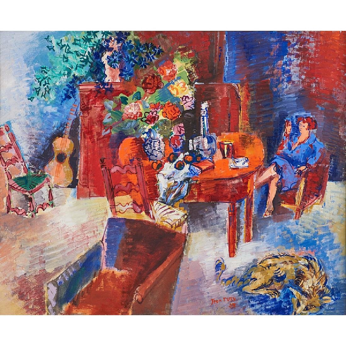 Jean Dufy (French, 1888-1964)