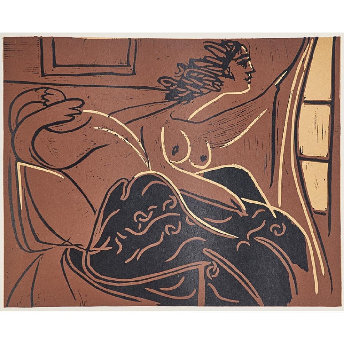 Pablo Picasso (Spanish, 1881-1973) - 2