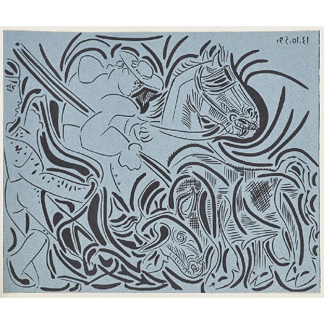 Pablo Picasso (Spanish, 1881-1973) - 3