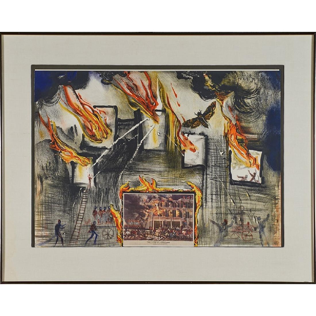 Salvador Dali (Spanish, 1904-1989) - 2