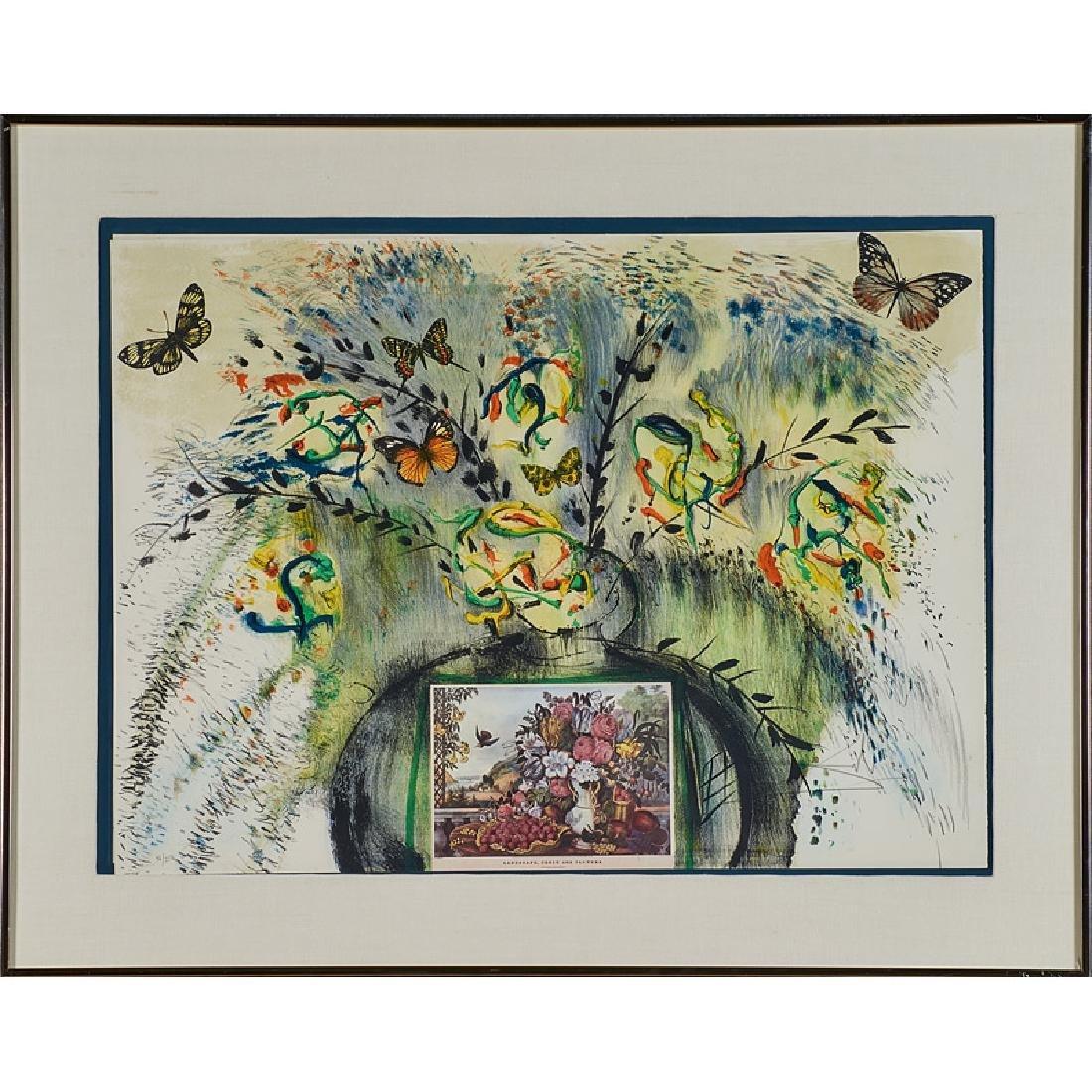 Salvador Dali (Spanish, 1904-1989) - 3