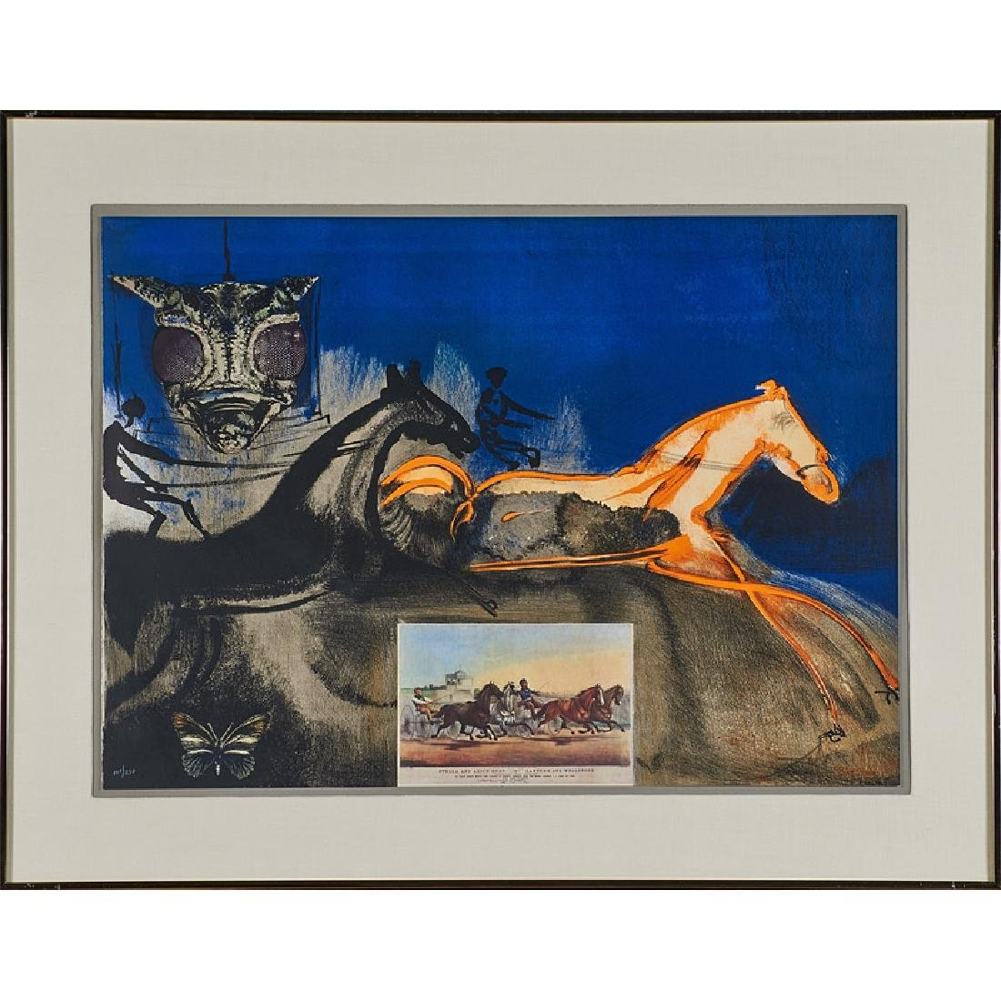 Salvador Dali (Spanish, 1904-1989) - 4