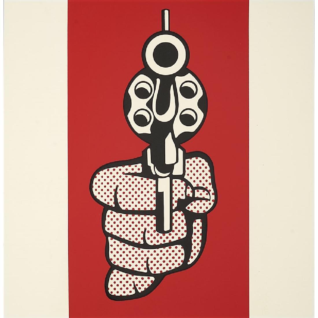 After Roy Lichtenstein (American, 1923-1997)