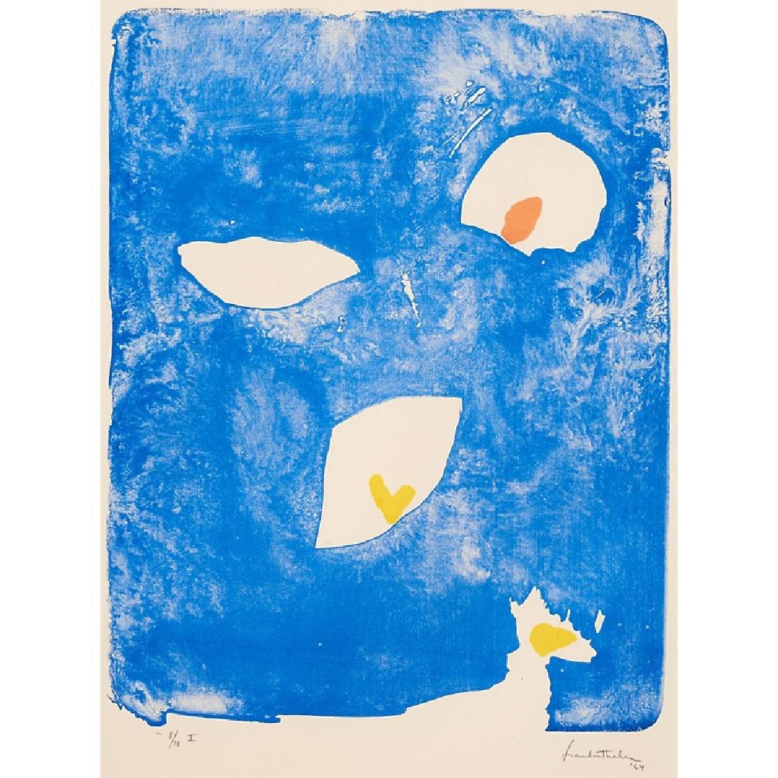 Helen Frankenthaler (American, 1928-2011)
